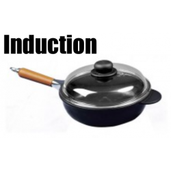Ø 20 cm Sauteuse - Induction